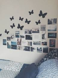 Room Butterfly And Bedroom Image