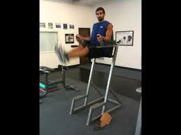 roman chair leg lifts youtube