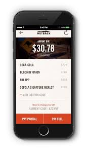 Outback Steakhouse App Makes Paying Easier Can I Eat Low Sodium At Outback Steakhouse Hacking Salt Gift Card Eertainment Ding Gifts Food Steakhouse Coupon Bloomin Ion Deals Gone Wild Kitchener C3 Coupons 1020 Off Coupons Free Appetizer Today Parts Com Code August 2018 1for1 Lunch Specials Coupon From Ellicott City Md On Mycustomcoupon Exceptional For You On The 8th Day Of