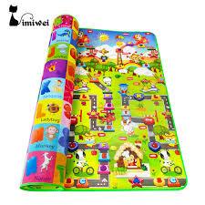 line Shop IMIWEI Baby Play Mat Mat For Children Developing Rugs