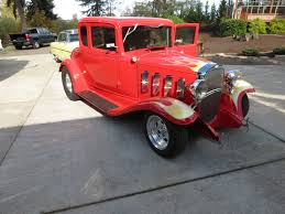 100 1932 Chevy Truck Coupe Hot Rod Seattle Tacoma