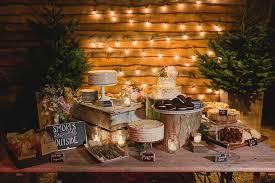 Rockn Rustic Wedding Dessert Tables Displays We This Moncheribridals