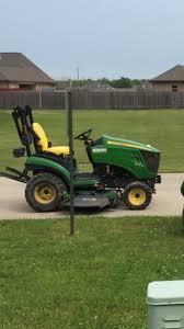 John Deere 1025r Mower Deck Adjustment by John Deere Tractor Which One Lawnsite
