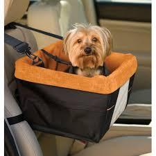 siege de transport siège de voiture booster noir pour kurgo auberdog