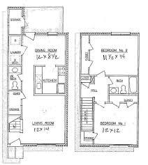 Exquisite Design 1 Bedroom Townhouse 2 Bedroom Town Home