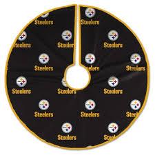 Pittsburgh Steelers Pegasus Sports Christmas Tree Skirt Target