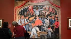 Stalinist Mural Diego Rivera Rockefeller Center by Diego U0026 Frida Labeauratoire Blog