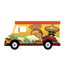 100 Mexican Food Truck Advanced Graphics Taco Standup Reviews Wayfair