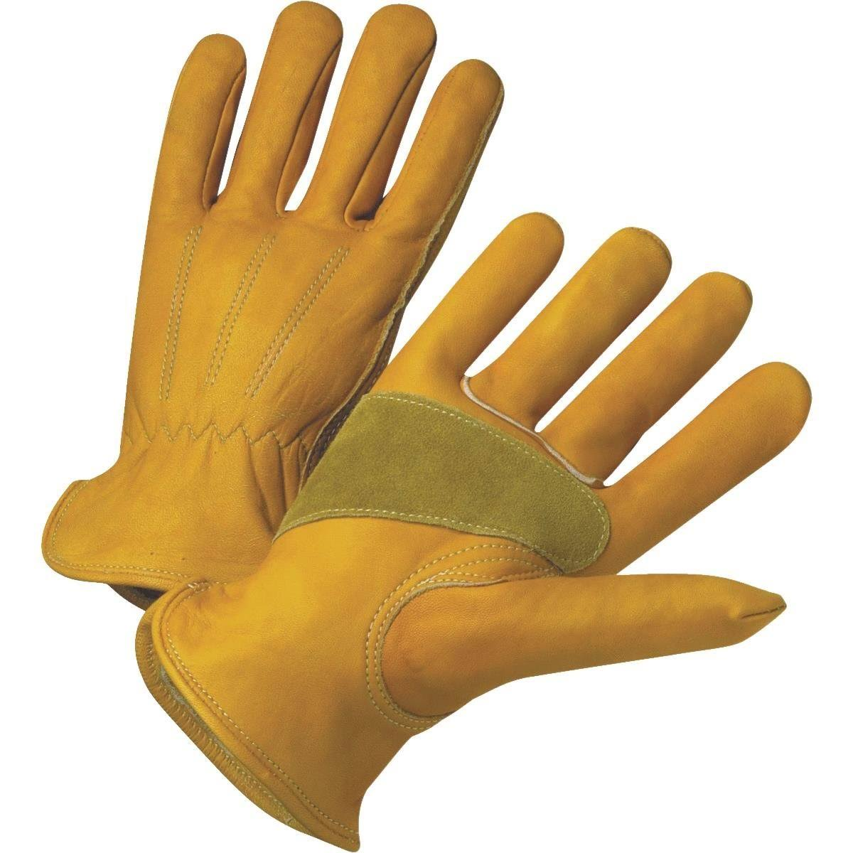 West Chester Protective Gear Grain Leather Glove - Small
