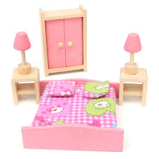 Wooden 18 Inch Doll Furniture Jane