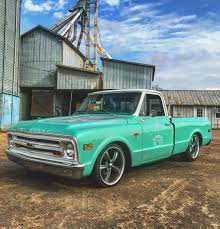 1968 Chevy C10 | Chevy C10 | Pinterest | Chevy, Chevy C10 And Chevy ...