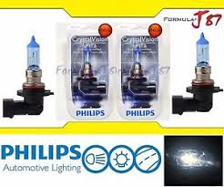 Philips Crystal Vision Ultra H10 9145 45W Fog Light Bulb Replace