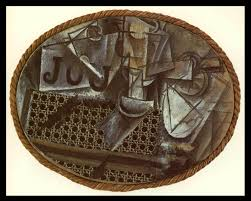 Picasso Still Life With Chair Caning Analysis by Picasso Still Life With Chair Caning Instachair Us