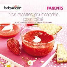 livre cuisine bébé cuisine bebe awesome livre de recettes pour bébé babymoov