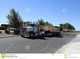 100 Southwest Truck And Trailer Construction Work In Process Editorial Stock Photo Image