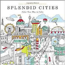 Travel Coloring Books For Adults