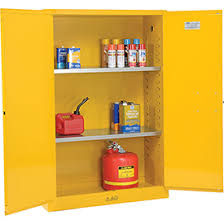 Justrite Flammable Cabinet 45 Gallon by Flammable Osha Cabinets Cabinets Flammable Global U0026 8482