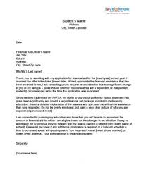 Financial aid appeal letter Things I love Pinterest