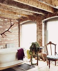 15 Natural Rustic Bathroom Design Ideas