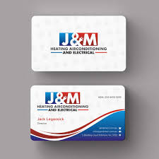 Image Result For Business Card Ideas For Hvac And Electrical