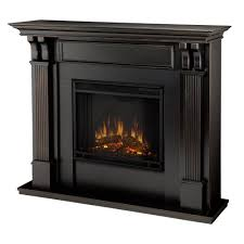 Gas Lamp Mantles Home Depot by Real Flame Ashley 48 In Electric Fireplace In White 7100e W The