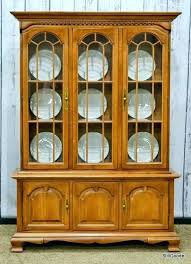 China Cabinet Hardware Pulls Oriental Decorative Dining Room Update I Tried