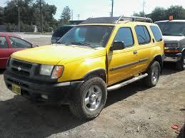 Used 2001 NISSAN-DATSUN XTERRA Parts Cars Trucks | Midway U Pull