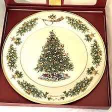 Image Is Loading Lenox Christmas Trees Around The World Annual 2002