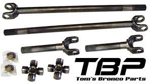 100 1977 Ford Truck Parts 7896 Bronco Toms Bronco