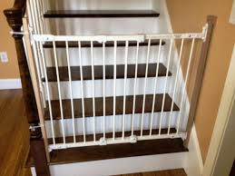 Beauty Baby Gates For Stairs : Should Know Baby Gates For Stairs ... Model Staircase Gate Awesome Picture Concept Image Of Regalo Baby Gates 2017 Reviews Petandbabygates North States Tall Natural Wood Stairway Swing 2842 Safety Stair Bring Mae Flowers Amazoncom Summer Infant 33 Inch H Banister And With Gate To Banister No Drilling Youtube Of The Best For Top Stairs Design That You Must Lindam Pssure Fit Customer Review Video Naomi Retractable Adviser Inspiration Jen Joes Diy Classy Maison De Pax Keep Your Babies Safe Using House Exterior