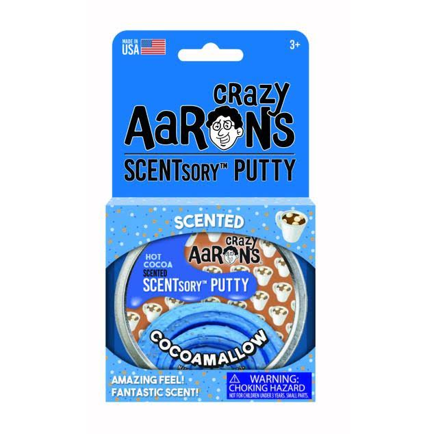 Crazy Aaron Cocoamallow Scentsory Thinking Putty