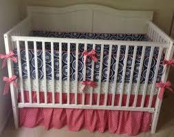 Arrow Crib Bedding by Crib Quilt Coral Creative Ideas Of Baby Cribs