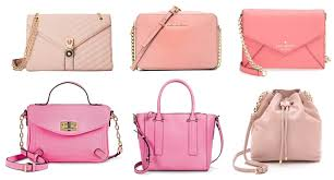 adore this 6 pretty pink handbags perfect for spring midtown