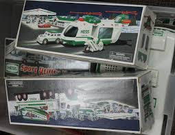 Huge Collection Of HESS Trucks - The Backstop This Is Where You Can Buy The 2015 Hess Toy Truck Fortune Toys Values And Descriptions 2013 Tractor 885111002804 Ebay Trucks Collector Item Used Kenworth T700 Tandem Axle Sleeper For Sale In Pa 25101 Hess In Greater Wildwood Jaycees Christmas Parade Friday 2018 2019 20 Top Car Models Commercial To Show 50 Years Of History Great River Fd Creates Lifesized Truck Newsday Ford Redesigns Its Bestselling F150 Pickup For 111617 26amp