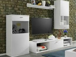 details zu wohnwand cena wohnzimmer set wohnmöbel anbauwand schrankwand modern m24