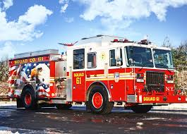 100 New Fire Trucks Seagrave Apparatus
