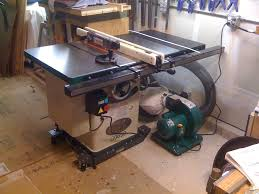 Used Grizzly Cabinet Saw by Review Great Saw The Grizzly G0690 By Morewoodplease