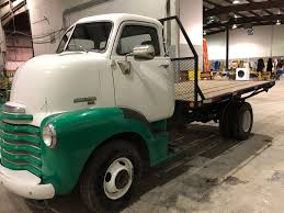 100 One Ton Truck 1953 Chevrolet 1800 Snub Nose One Ton Truck Fully Customized Frame