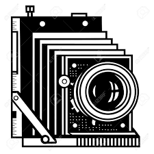 Camera Clipart White Background 7