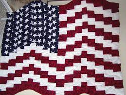 American Flag Quilt Pattern Turn The Classic Design Into A Nostalgic Step By Instructions Help You Create Your Next Family