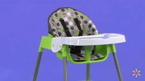 Evenflo Expressions High Chair Circus by Evenflo Convertible High Chair Dottie Lime Walmart Com