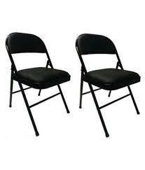 Trend Back Cushion Folding Chair Buy 1 Get 1 Free