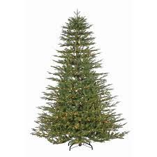 75 Pre Lit Christmas Tree Walmart by National Tree Company 7 5 Ft Feel Real Alaskan Spruce Artificial