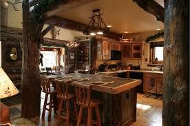 distinctive black antler rustic pendant lighting kitchen