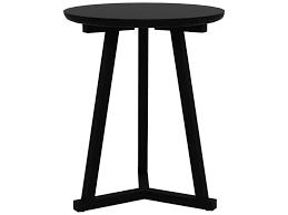 ethnicraft canapé chêne tripod bout de canapé ethnicraft azur tables basses et