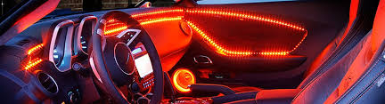 Car Truck Interior LED Lights