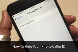 How To Hide Your iPhone Caller ID Avoid Sharing Your Phone Number