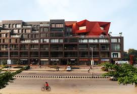 100 Sanjay Puri Architects Stellar A Sustainable Retail And Office Building By