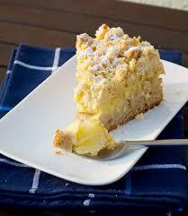 apfel vanillecreme kuchen vegan lecker