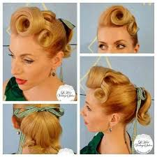 Hairstyles That Scream 25 Trending Retro Ponytail Ideas On Pinterest